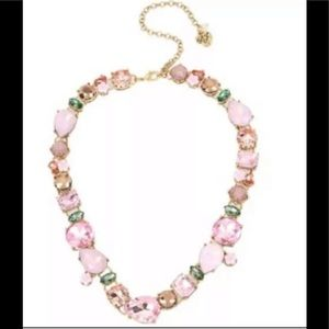 Betsey Johnson Marie Antoinette Stone Necklace
